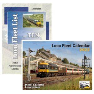 Loco Fleet Book & Calendar Offer
