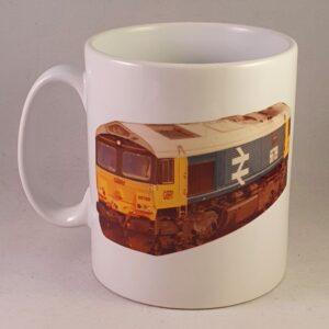 Class 66 Mug