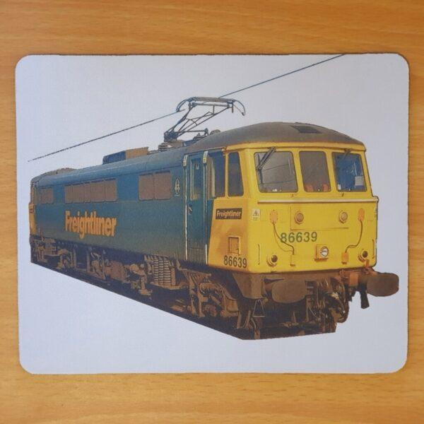 Class 86 Mouse Mat