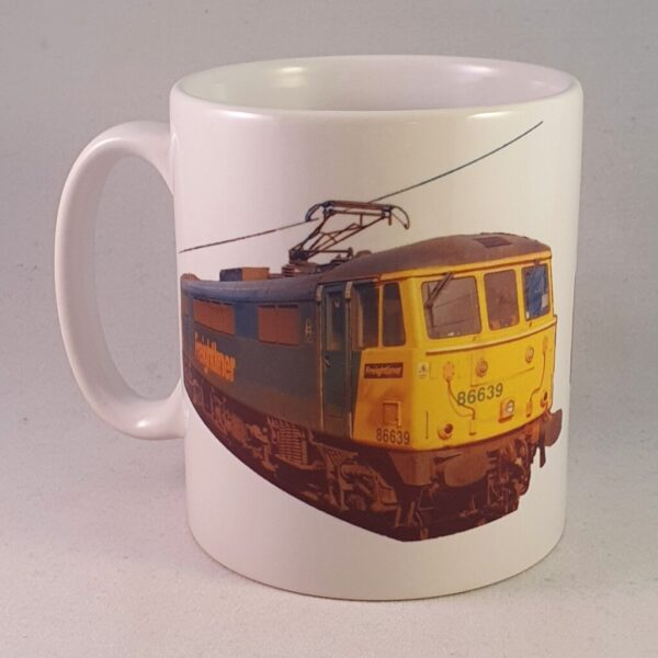 Class 86 Mug