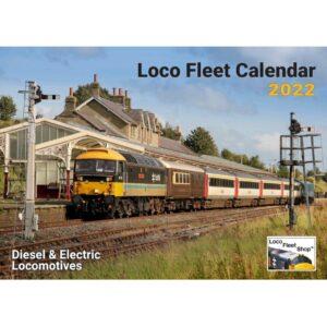 Loco Fleet 2022 Calendar Cover1
